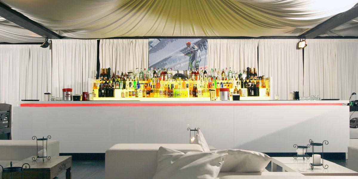 arredamento interno Lounge Fiat