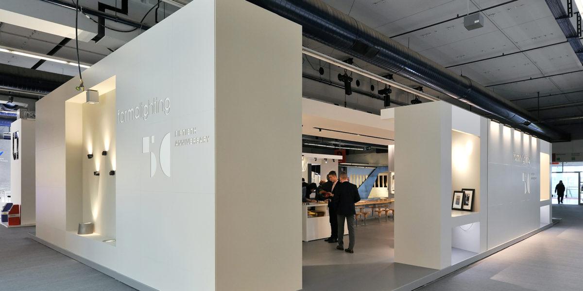 stand di Formalighting alla fiera Light&Building di Francoforte