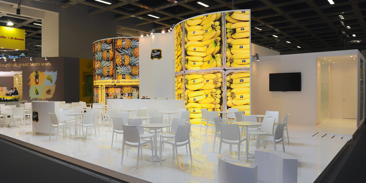 stand Orsero per Fruit Logistica 2017