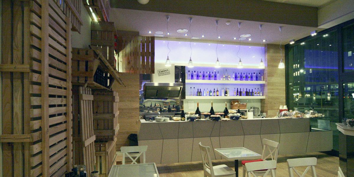 arredamento Farina's a Milano