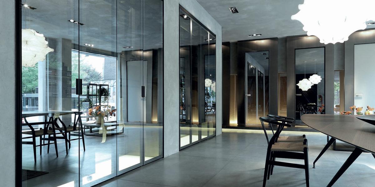 progettazione interni di design per appartamento privato